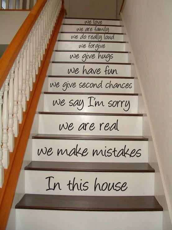 Photo deco escaliers