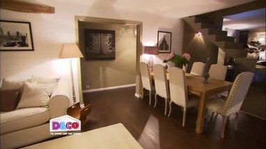 Deco interieur salon salle a manger - Amenagement interieur salon salle a manger ...