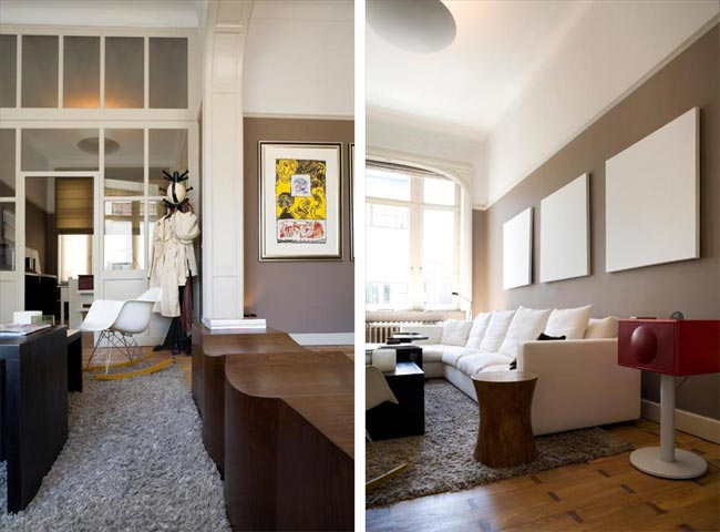 Deco salon appartement for Photo salon dappartement