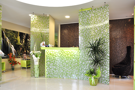 Deco salon esthetique for Produit decoration interieur