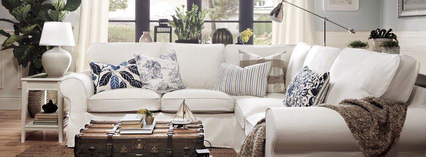 deco salon ikea. Black Bedroom Furniture Sets. Home Design Ideas