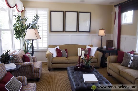deco salon inspiration. Black Bedroom Furniture Sets. Home Design Ideas