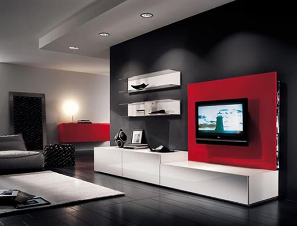 Photo deco salon tv