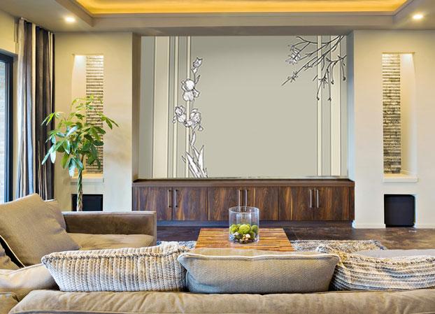 Decoration Vert Kaki