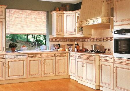 Decoration cuisine en bois for Deco cuisine en bois