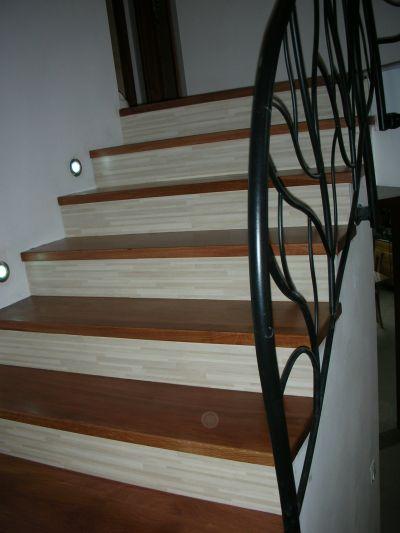 Decoration escalier beton - Peinture escalier bois photo ...