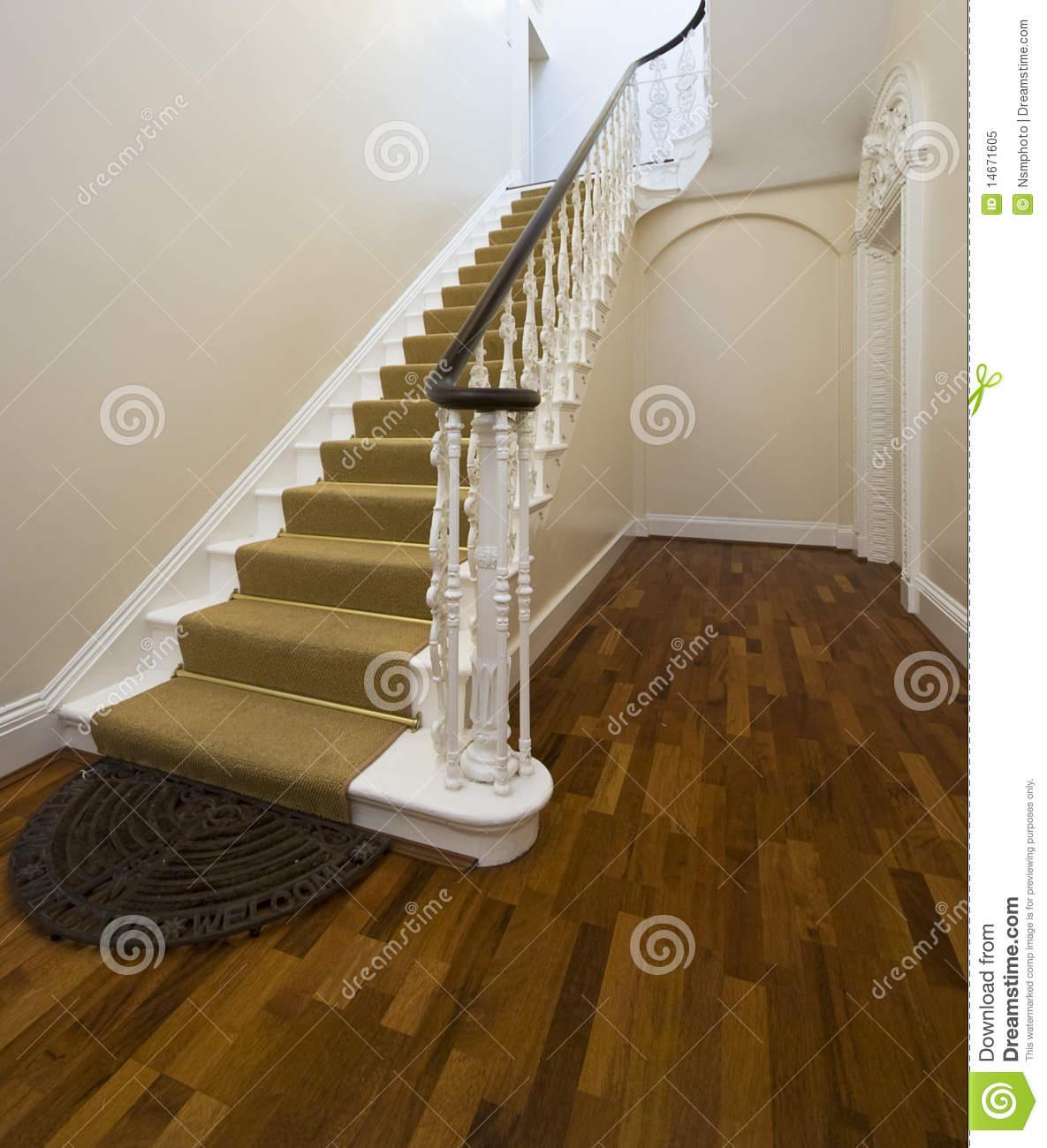 photo decoration hall escalier - Decoration D Une Entree Avec Escalier