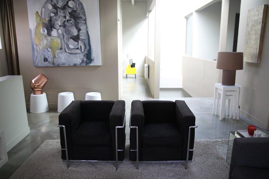 Decoration salon beige et noir - Salon beige et noir ...
