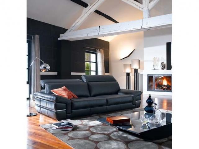 Decoration salon parquet fonce - Deco avec parquet fonce ...