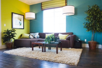 belle decoration salon quelle couleur