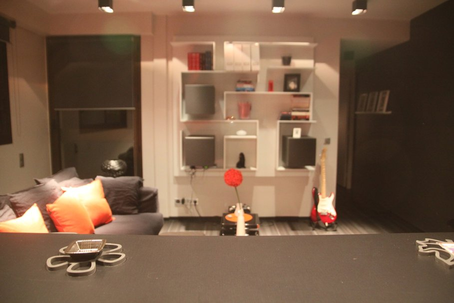 exemple decoration salon rectangulaire - Amenager Un Salon Rectangulaire