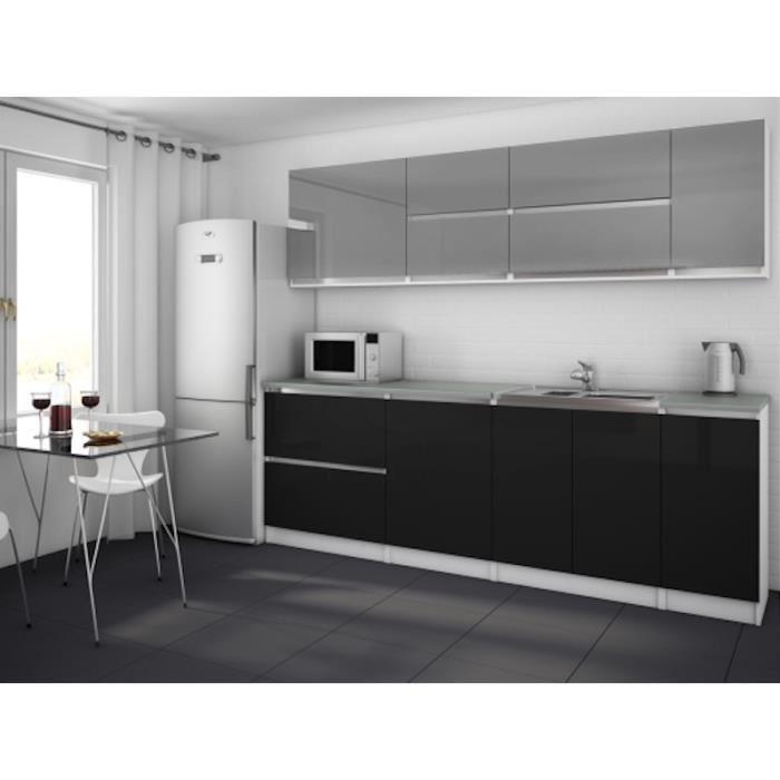 cuisine noire ou grise