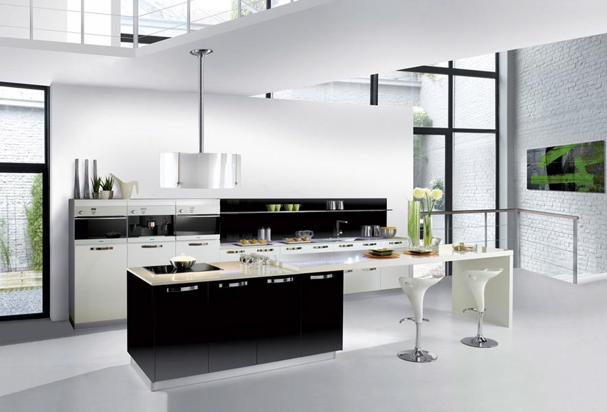 Modele Cuisine Ouverte. Cool Modele Cuisine Ouverte With Modele ...