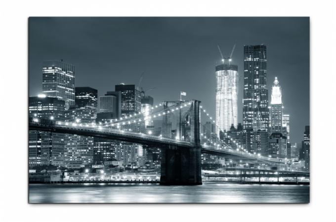 tableau déco new york pas cher
