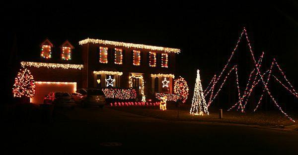Decoration Maison Exterieur Noel