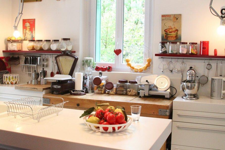 D coration maison de famille for Exemple de decoration maison