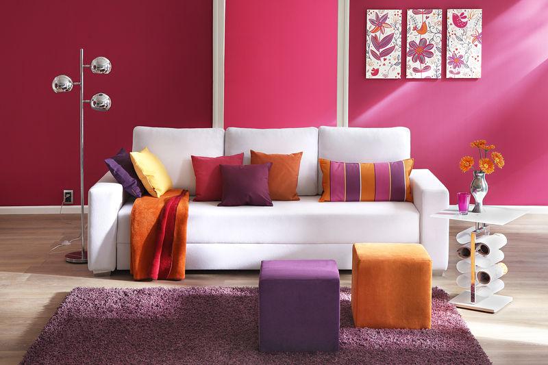 jolie dcoration maison harmonie des couleurs - Harmonie Des Couleurs Dans Une Maison