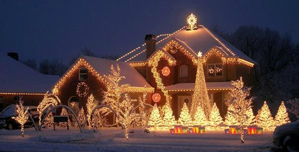 Decorer Son Sapin De Noel Et Sa Maison Pour Noel
