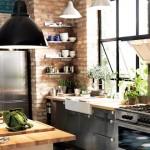 deco cuisine industrielle