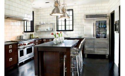 Deco cuisine style industriel for Deco maison style industriel