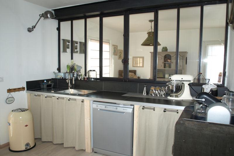 Deco cuisine style industriel for Deco de cuisine a l ancienne