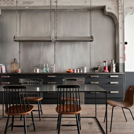 Deco cuisine style industriel - Cuisine style industriel ...