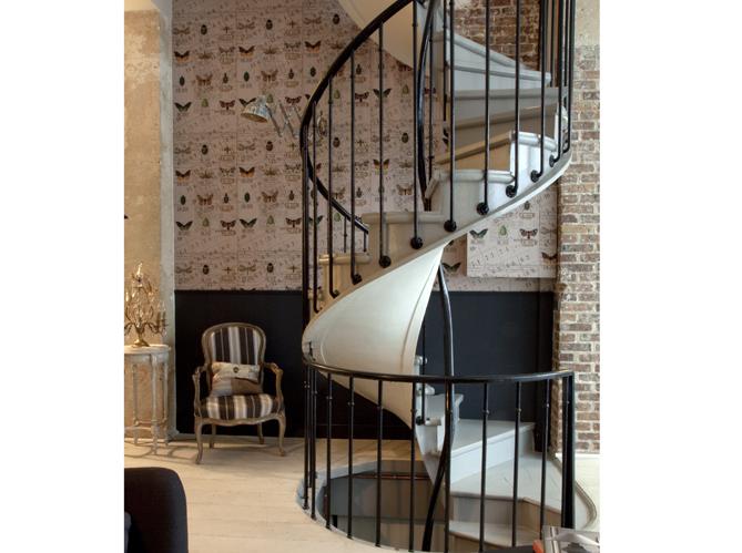 Deco escalier ancien for Deco escalier ancien