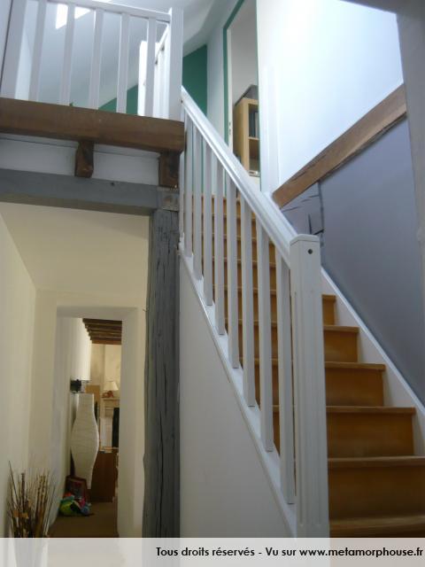 Deco escalier bois photos - Deco escalier bois ...