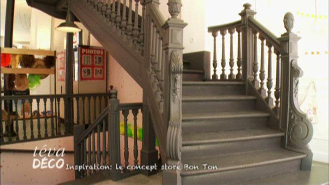 Jolie Deco Escalier Peint