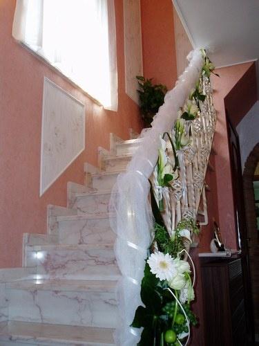 idée deco rampe escalier