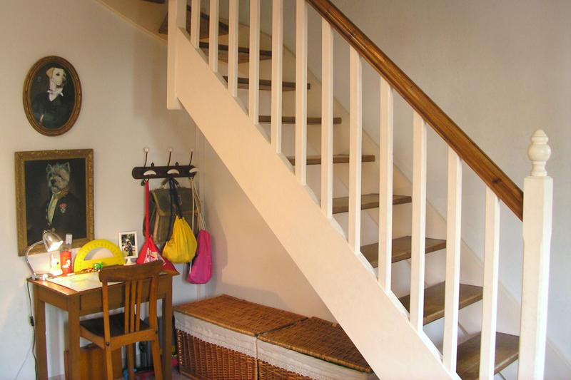 deco relooker un escalier. Black Bedroom Furniture Sets. Home Design Ideas