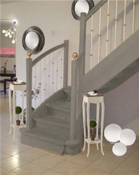 Deco relooker un escalier for Decoration des escaliers
