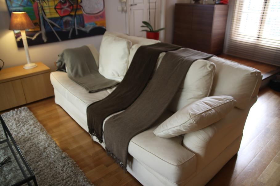 Deco salon beige taupe for Deco salon couleur taupe