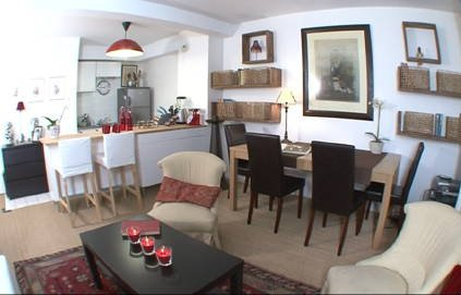 Deco salon et cuisine ouverte - Deco salon et cuisine ouverte ...