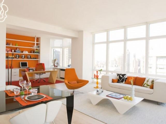 Deco Chambre Bebe Ikea : photodecorationdecosalonorangeblanc8jpg