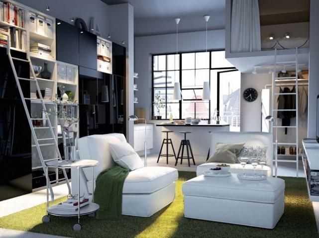 modle deco salon petite surface - Idee Deco Salon Petite Surface