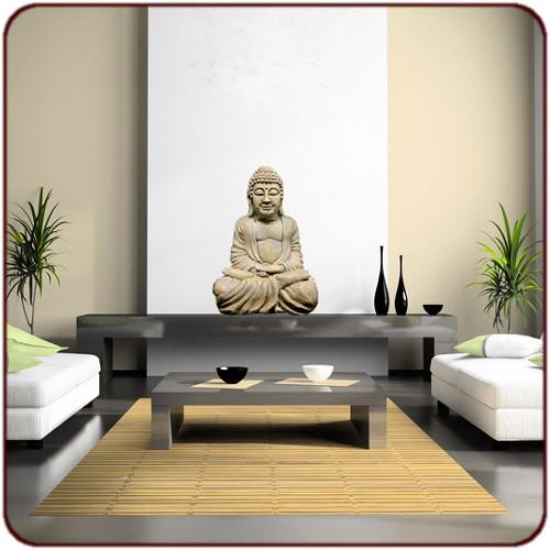 Deco salon zen bouddha for Deco jardin zen bouddha
