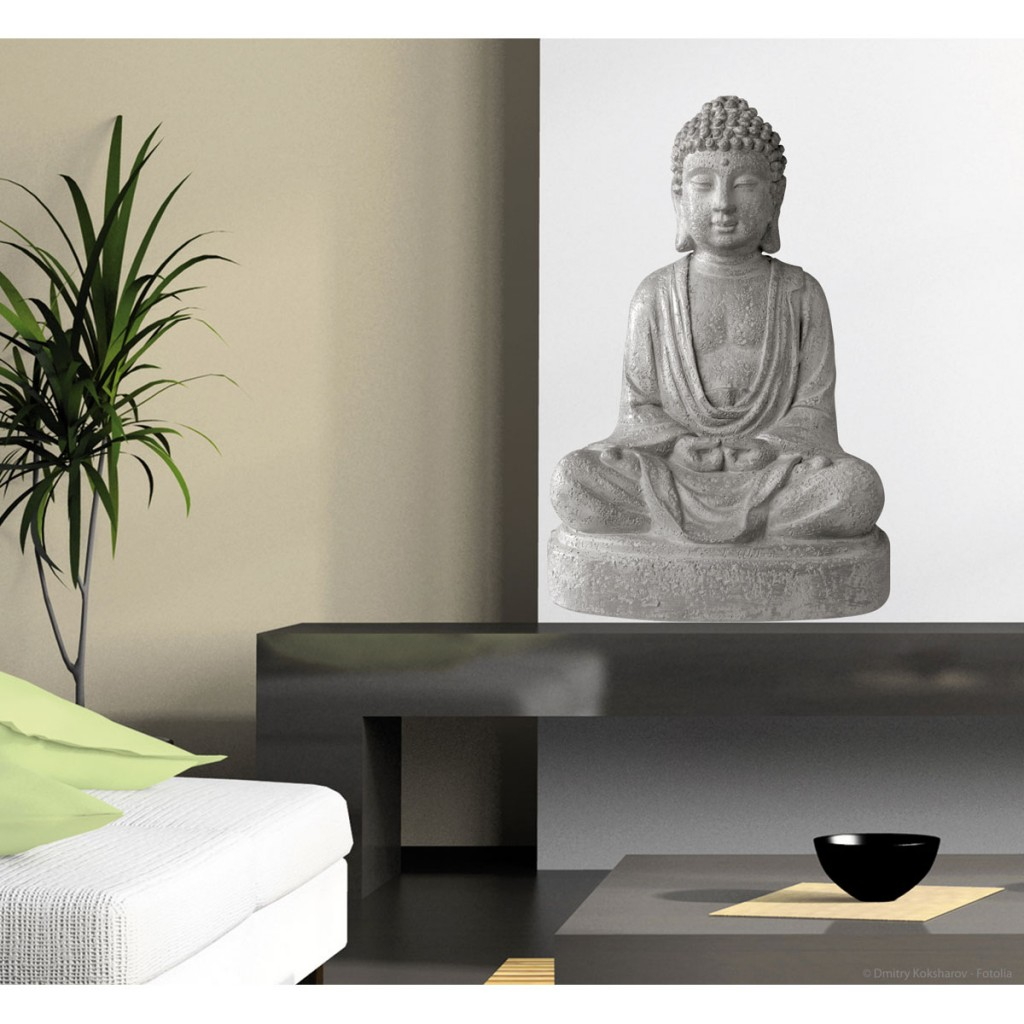 deco salon zen bouddha. Black Bedroom Furniture Sets. Home Design Ideas