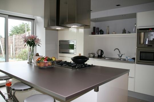 Decoration cuisine ilot for Idee ilot pour petite cuisine