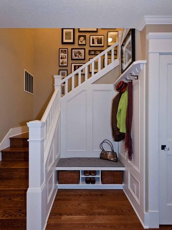 organisation decoration escalier maison - Photo Déco