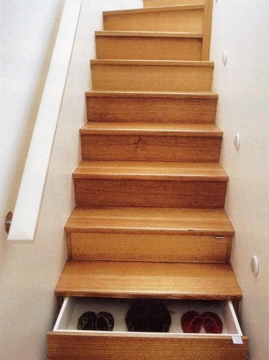 Jolie decoration escalier maison - Photo Déco