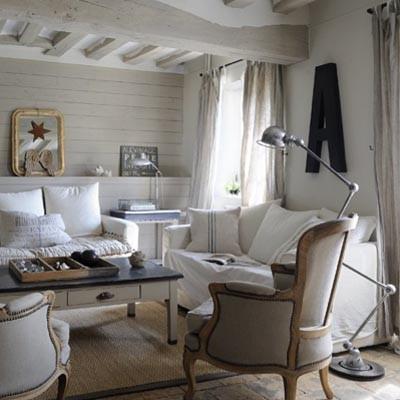 Decoration salon bord de mer for Belle deco salon
