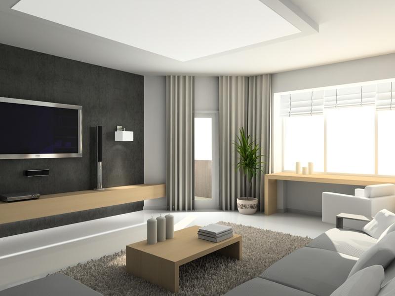 Best Idee Deco Salon Contemporary - House Interior ...