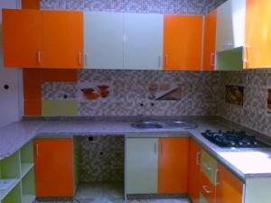 Best Decoration Cuisine Orange Et Vert Ideas - ansomone.us - ansomone.us