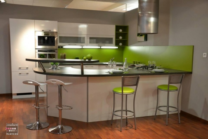 Salon Moderne Pas Cher En Algerie : Photo Decoration Cuisine Vert Pomme Ikea 9 Jpg Pictures to pin on