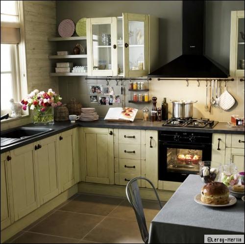 Deco cuisine fermee for Deco cuisine fermee