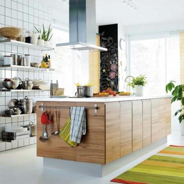 d co cuisine hetre. Black Bedroom Furniture Sets. Home Design Ideas