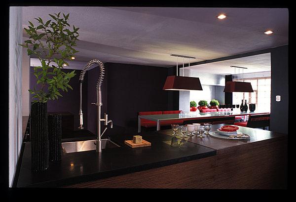 Deco cuisine salle a manger for Jolie salle a manger