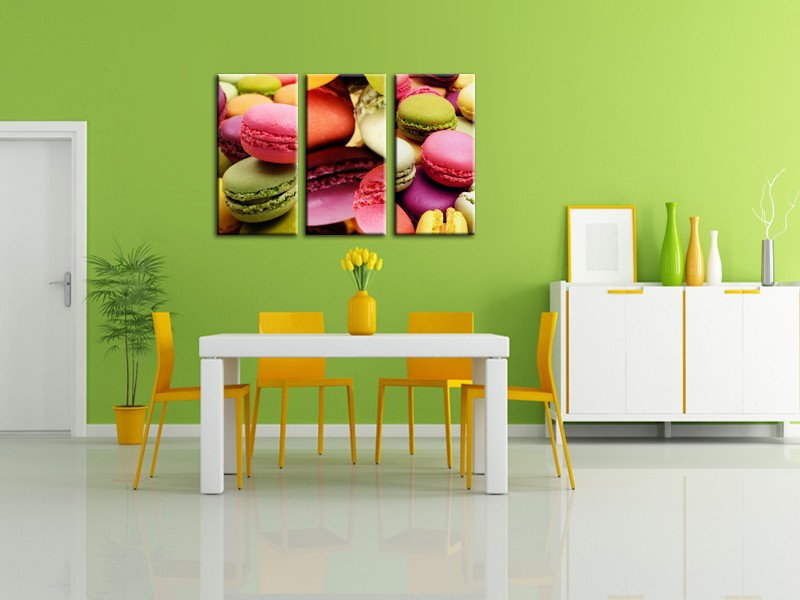 Tableau decoration interieur cuisine