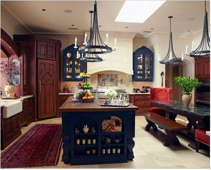Decoration cuisine marocaine for Decoration cuisine photos